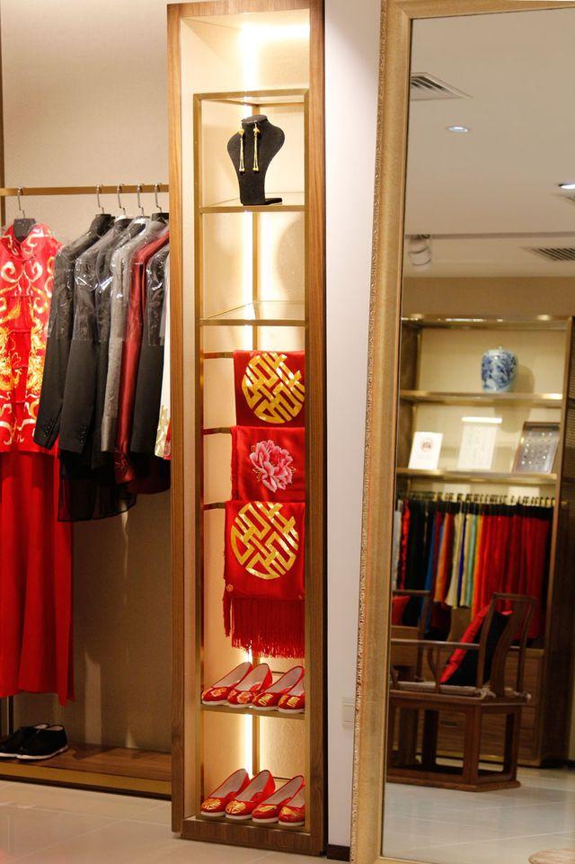 想试穿中式礼服前 都要做哪些准备工作?