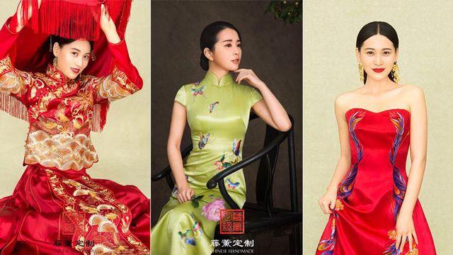 如何判断中式礼服是否适合你?