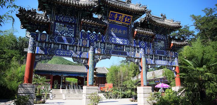 【北京】秋高气爽天 去公园看那色彩斑斓