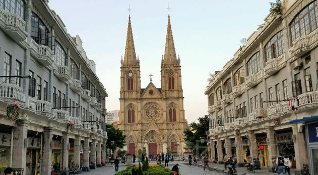 广优游市教堂列表