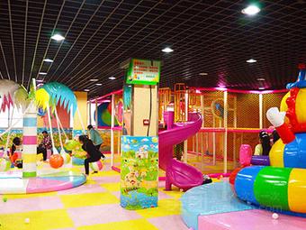 金色年華兒童樂園(南方購物廣場店)