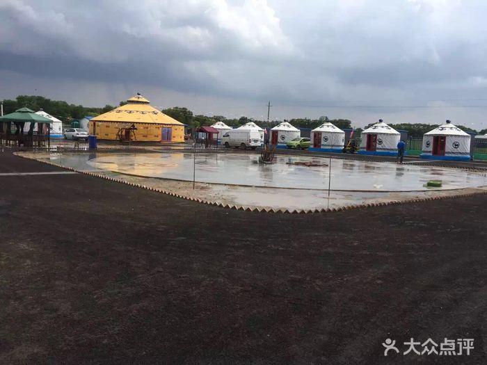 胡杨林假日庄园地址,电话,价格,预定 张北县酒店
