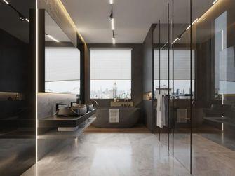 140平米别墅null风格卫生间设计图