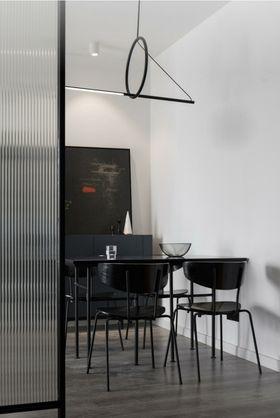 90平米三null风格餐厅装修图片大全