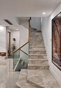 140平米别墅null风格楼梯间图