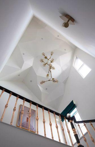 140平米别墅null风格楼梯间图片大全