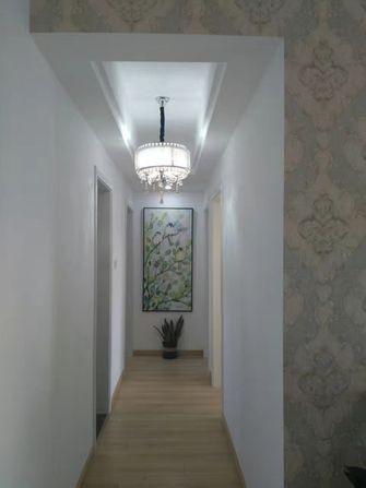 90平米三null风格走廊装修图片大全