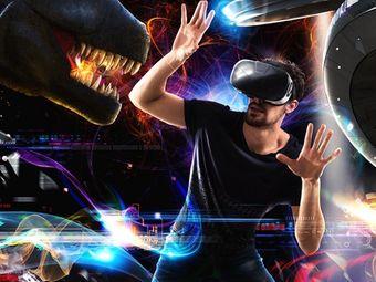 虚拟未来世界vr游戏体验