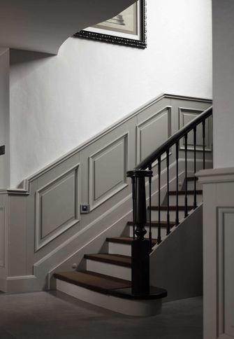 140平米复式null风格楼梯间图片大全