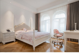 140平米别墅null风格儿童房装修图片大全