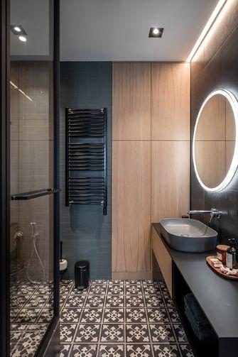 60平米一居室null风格卫生间装修图片大全