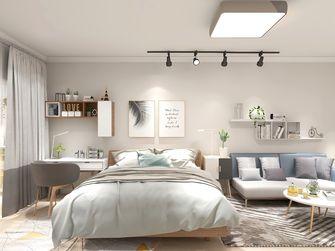 30平米小户型null风格卧室装修案例