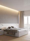 110平米三null风格卧室装修图片大全