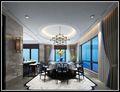 豪华型140平米别墅null风格餐厅装修案例