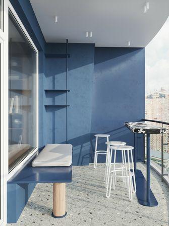 60平米一居室null风格阳台图片大全