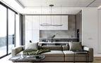 70平米一居室null风格客厅图片