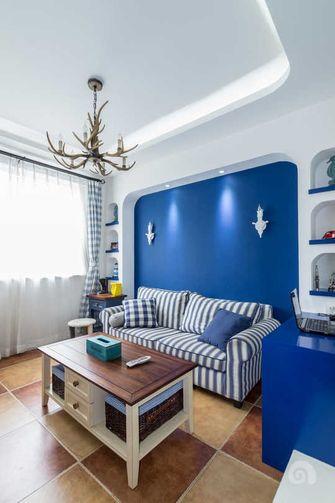 50平米一居室null风格客厅图