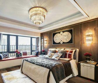 140平米复式null风格卧室效果图
