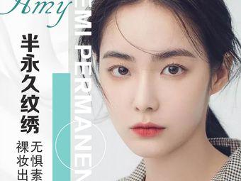 Amy半永久纹绣纹眉美瞳线水晶唇(宝龙店)