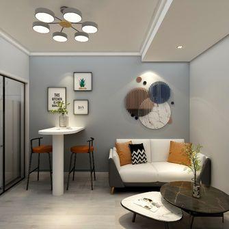 30平米小户型null风格客厅效果图