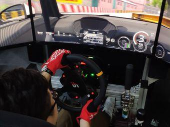 R-SIM赛车模拟体验店