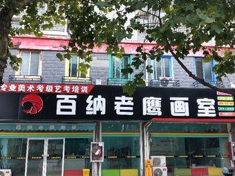 中国美院百纳老鹰画室