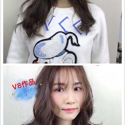 发型设计效果图