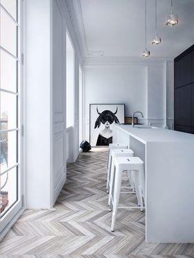 40平米小户型null风格厨房效果图