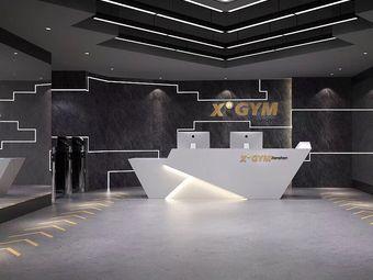 XⁿGYM信念健身工作室(车站大道店)