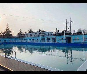 南湖游泳馆