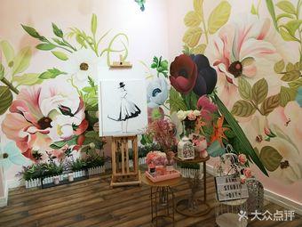 Aime Studio DIY永生花绘画口红定制