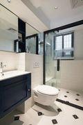 60平米一居室null风格卫生间设计图