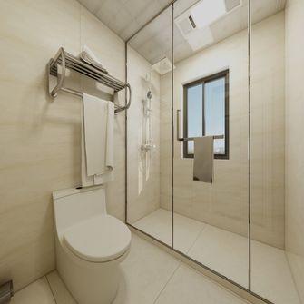 100平米三null风格卫生间设计图