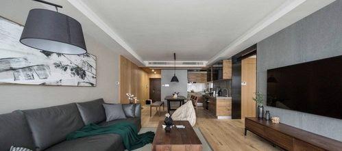 110平米三null风格厨房设计图