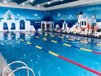 爱琴海之旅游泳馆