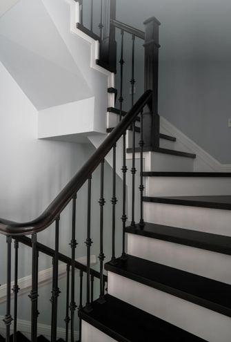 140平米三null风格楼梯间效果图