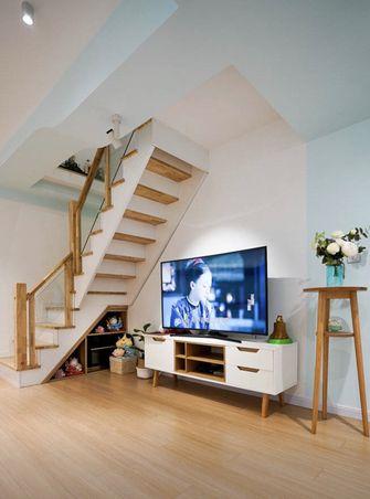 90平米null风格阁楼设计图