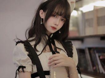 蝴蝶结女仆桌游体验馆
