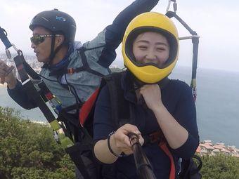 威海滑翔伞飞行俱乐部