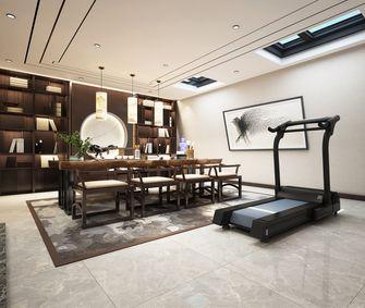 140平米复式null风格健身室装修图片大全
