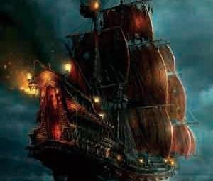 老船长真人沉浸式密室逃脱