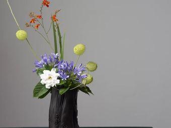 与花朵旅行  插花学习坊