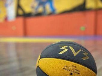 3v3篮球馆