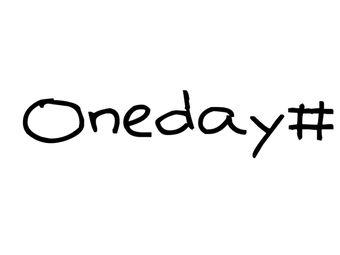 Oneday#
