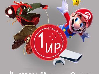 1UP游戏玩咖·ps5 ps4 switch vr游戏体验馆