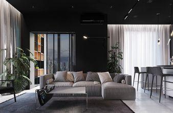 60平米一居室null风格客厅装修案例
