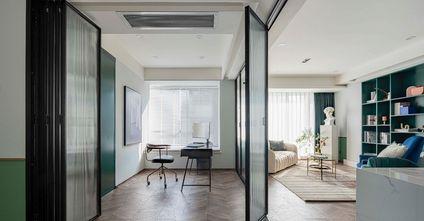 60平米公寓null风格书房图