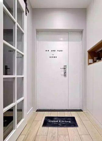 50平米一居室null风格玄关设计图