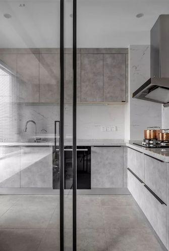 140平米复式null风格厨房装修效果图