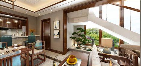豪华型140平米别墅null风格楼梯间装修案例